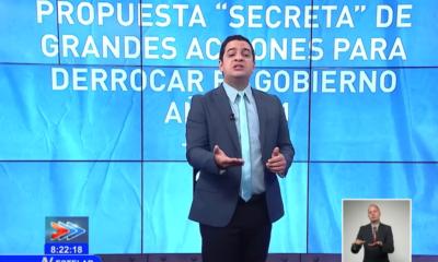 """Humberto López vuelve a amenazar a los activistas del 27N por """"traición a la Patria"""""""