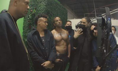 Randy Malcom estrena making of del videoclip Patria y Vida (Foto: Captura de pantalla)
