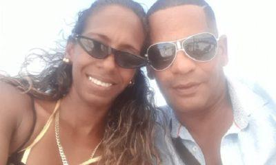 La supuesta golpiza de Michel Maza a Consuelo, la madre de su hijo