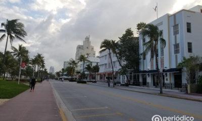 Miami Beach abre un centro de vacunación para adultos mayores y policías