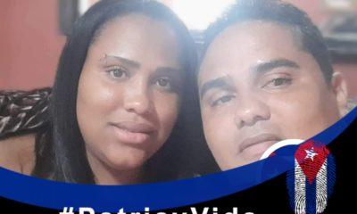 Policía cubana citación activista opositor Esteban Rodríguez y su esposa
