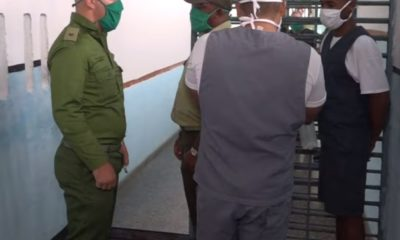 Activistas aseguran que la situación epidemiológica en las prisiones de Cuba es crítica