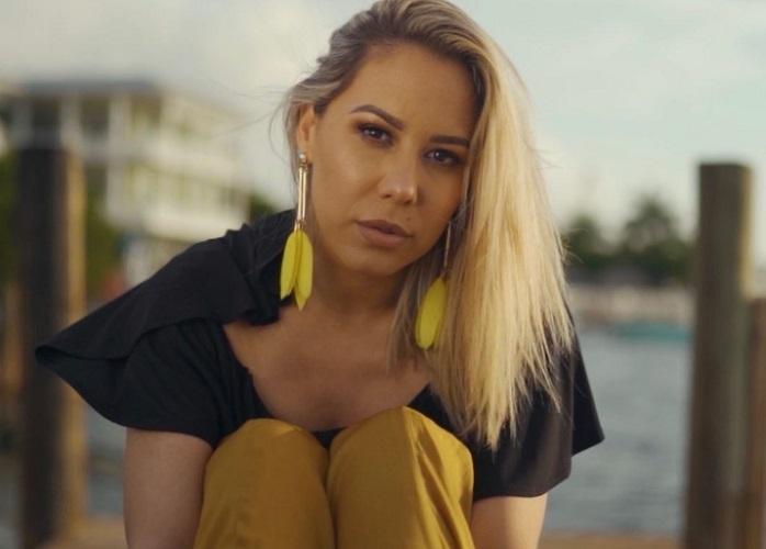 Señorita Dayana reacciona a la represión en Cuba