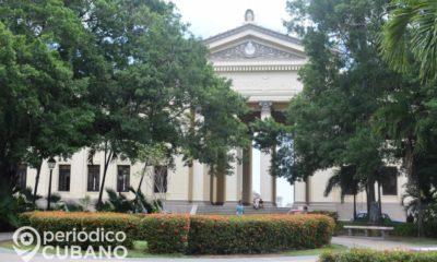 Inició hoy curso escolar 2021 en Universidad de La Habana (Foto: Periódico Cubano)