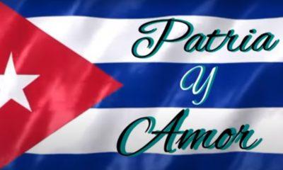 """""""Patria y Amor"""", nuevo videoclip político lanzado en Cuba (Foto: Captura de pantalla YouTube)"""