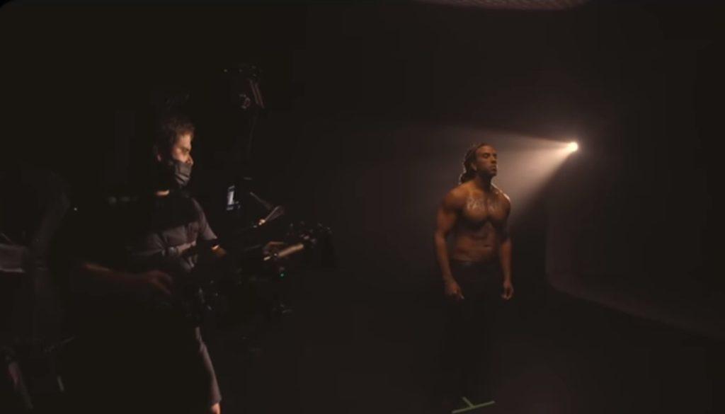 El making of reveló imágenes que no fueron incluidas en el videoclip Patria y Vida (Foto: Captura de pantalla de Youtube)