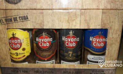 Havana Club vuelve a distribuir ron en Cuba tras casi dos meses de ausencia