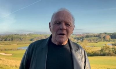 ¡Así se enteró Anthony Hopkins de su Premio Óscar!