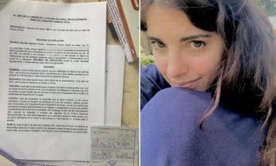 Activista cubana Carolina Barrero presenta apelación multa