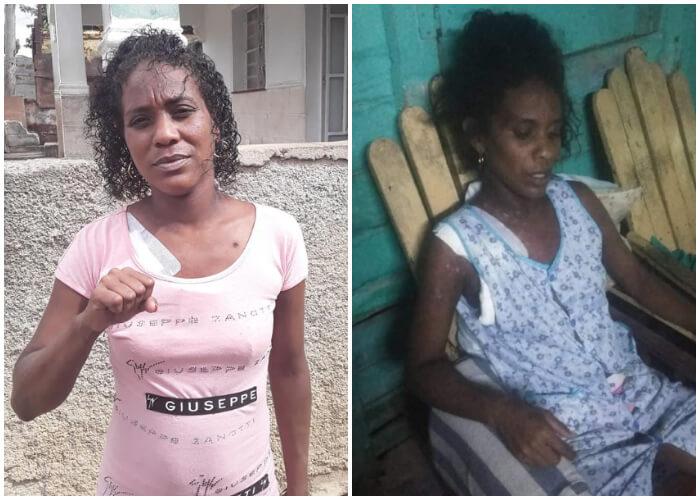 Activistas confirman la muerte de la joven opositora Lisset Naranjo Girón