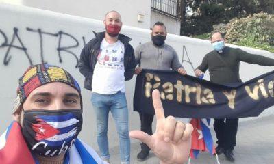 Activistas cubanos denunciarán la represión en la Isla ante el Congreso español