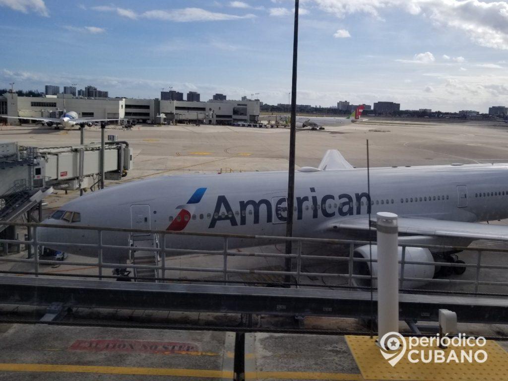 American Airlines planea máxima operación en mayo, ¿qué pasará con los vuelos a Cuba?