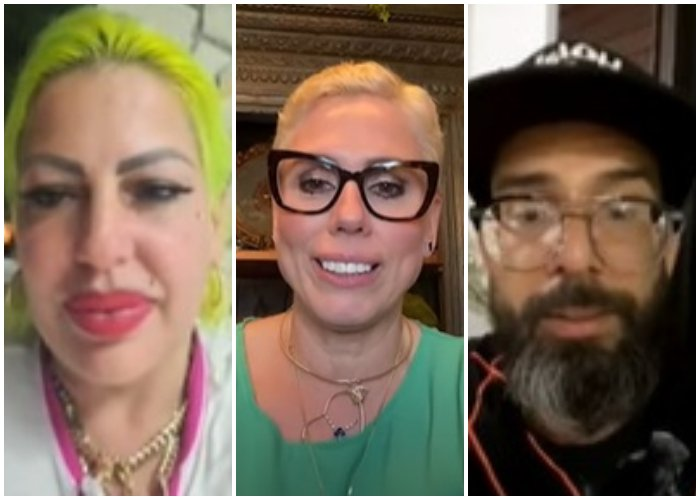 Bis La Medium concierta la disculpa entre La Diosa de Cuba y Alex Otaola