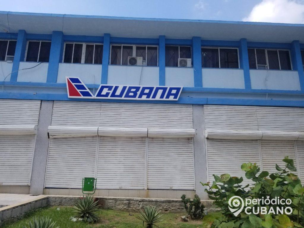 Cubana de Aviación cancela todos sus vuelos internacionales ante la crisis económica