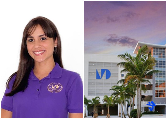 Cuban in Miami gets the prestigious scholarship at Barry Goldwater