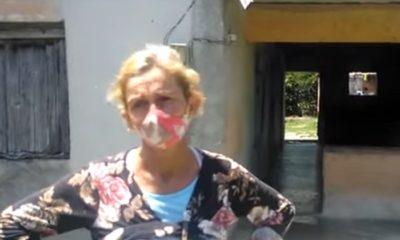 Cubana lleva 7 años a la espera de ayuda para reconstruir su vivienda en Holguín