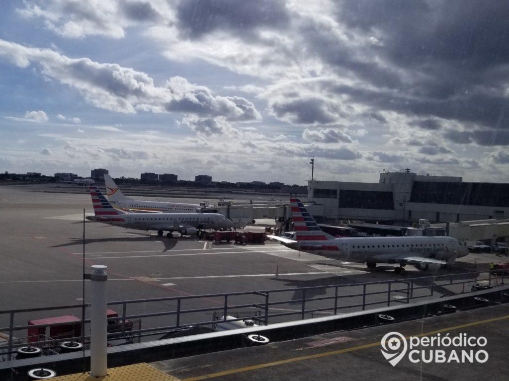 EEUU relaja las restricciones de vuelos para los viajeros vacunados