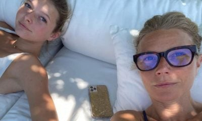 El ocurrente video de Apple, la hija de Gwyneth Paltrow