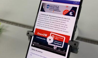 Etecsa anuncia que Transfermóvil ya está disponible para cobros en el sector privado