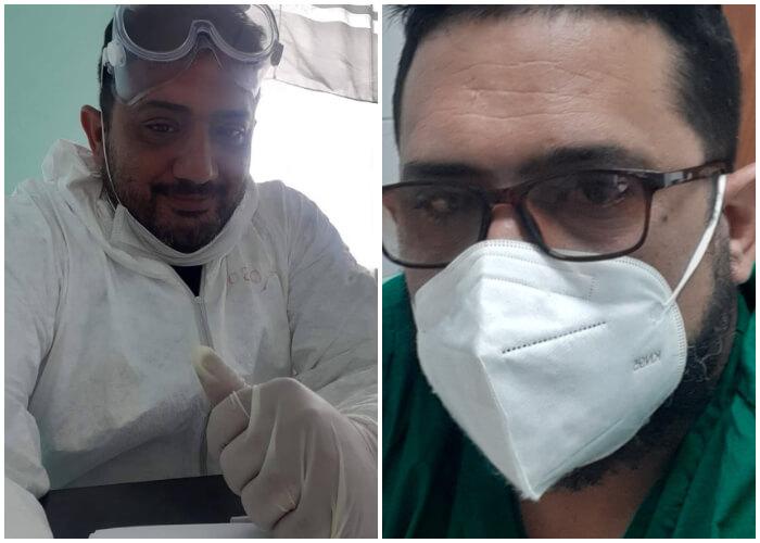 Expulsan al médico Alexander Jesús Figueredo por denunciar la carencias de salud en Cuba