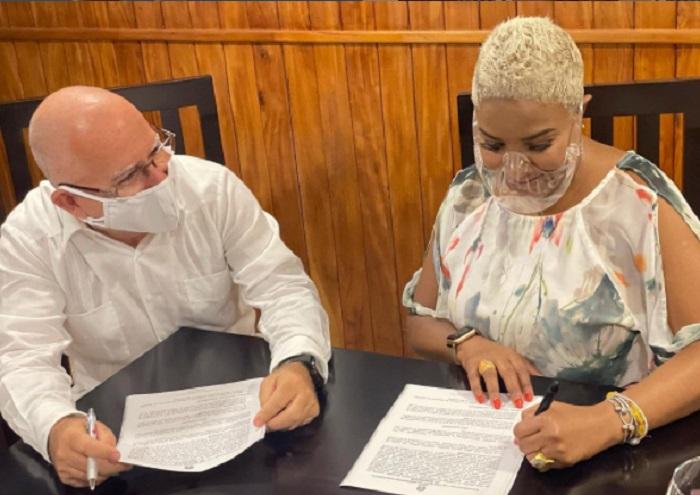 Haila firma contrato con la EGREM