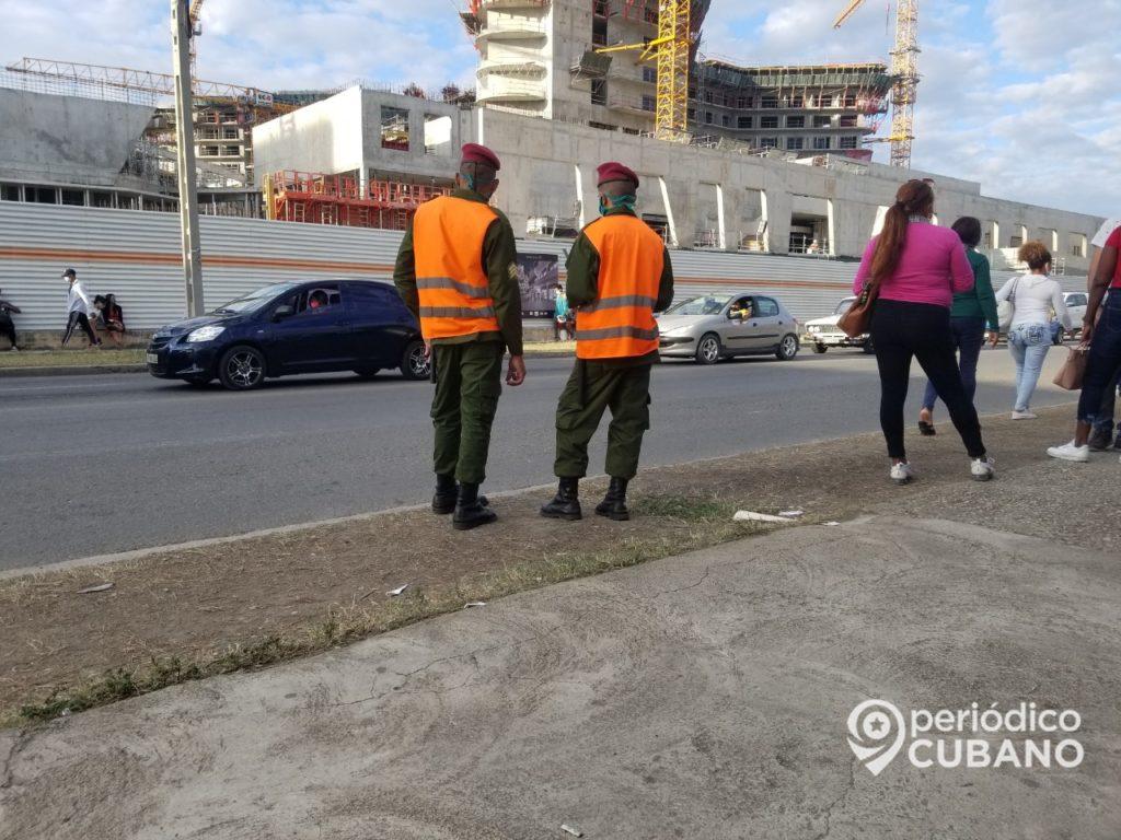Imponen 822 multas al día en La Habana en medio de la pandemia