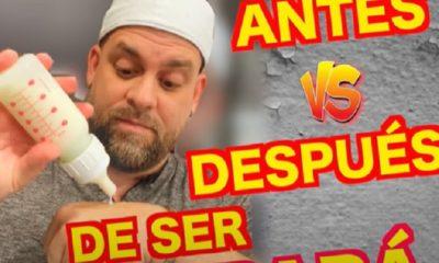 La divertida comparación del humorista Javier Berridy antes y después de ser papá