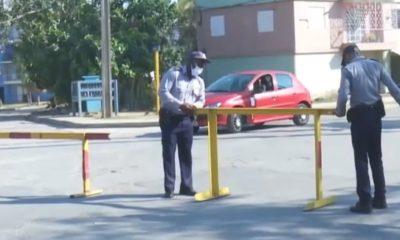 Poblado en Matanzas lleva 3 semanas aislado por aumento de la variante sudafricana de Covid-19