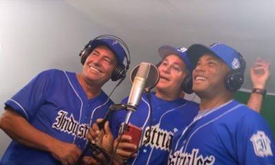 Pasa la bola ex peloteros cubanos exilio cantan por libertad de Cuba