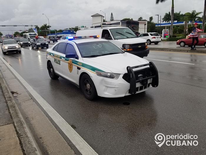 Menor de 14 años muere baleado cuando salió de su casa en Miami-Dade