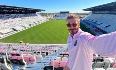 Qué piensa David Beckham de la Superliga europea