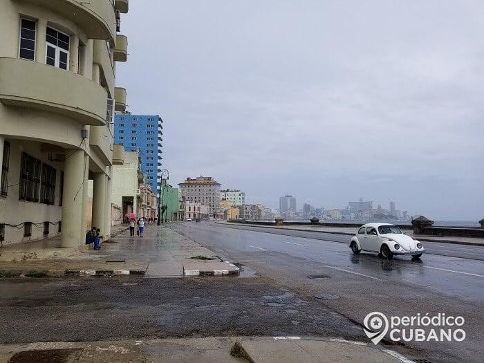 Se derrumban tres edificios en la avenida del Malecón de La Habana