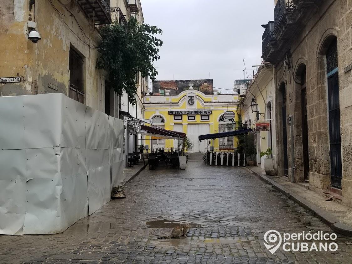 """""""Todo está desolado"""" cubanos opinan sobre la falta de turistas en La Habana"""