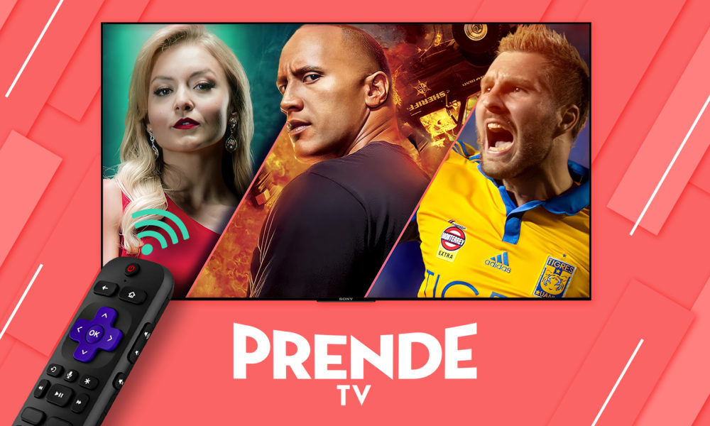 Univision joins streaming content with its Prende TV platform