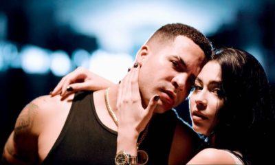 Yomil estrena Cuéntale, el primer videoclip junto a su novia Daniela Reyes