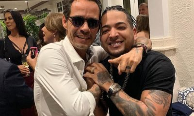 Yulien Oviedo y Marc Anthony