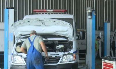 Régimen presume aumento de ambulancias en La Habana, pero reconoce que la mitad están en reparación