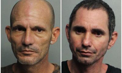 Arrestan a dos cubanos en Miami por atacar a un hombre a machetazos