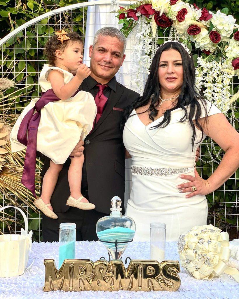 Boda en Miami Actor cubano Vladimir Villar se casa tras años de relación