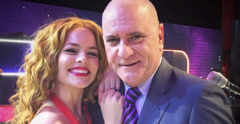 Carlos Otero y Haniset Rodríguez se separan luego de 7 años de relación