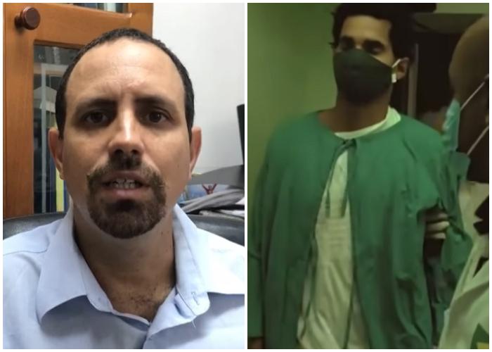 Científico cubano desmiente los exámenes de Otero Alcántara compartidos por el régimen
