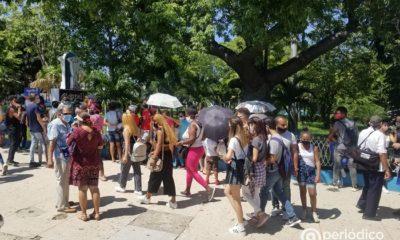 Cuba es el país con más contagios de Covid-19 en todo el Caribe