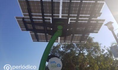 Cuba recibe donación de 5.000 paneles solares chinos