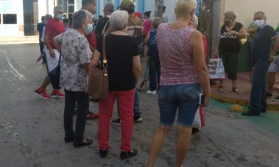 Cuba rompe el récord de contagiados por Covid-19 con 1.383 casos positivos