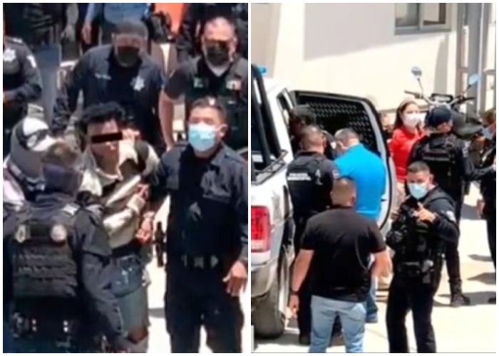 Cubano arrestado en México por amenazar con un cuchillo a un agente de migración