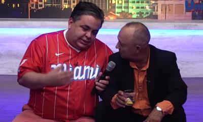 El Bacán se une a Carlucho en el show de Univista TV