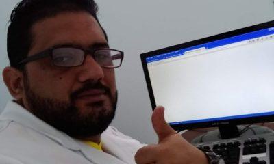 El médico Alexander Figueredo lanza fuerte crítica al gobierno cubano en el 1ro de Mayo