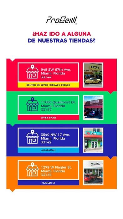 El sitio de reparaciones Procell Miami ofrece los mejores celulares del mundo en 2021
