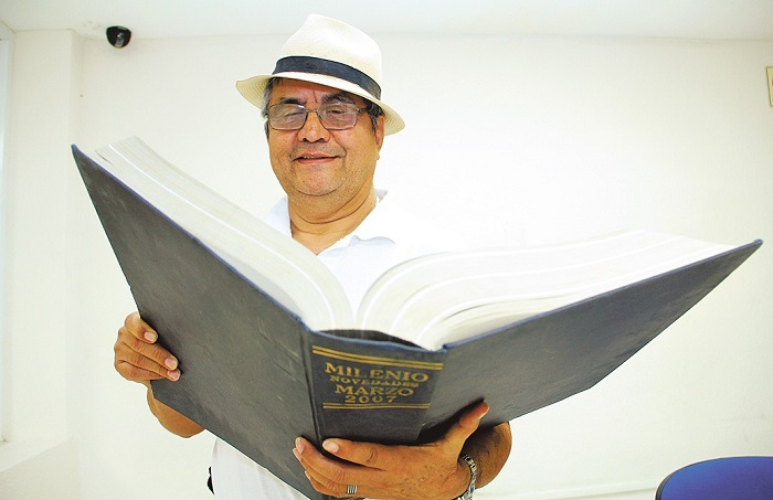 Falleció el periodista mexicano Martiniano Alcocer, colaborador de Periódico Cubano
