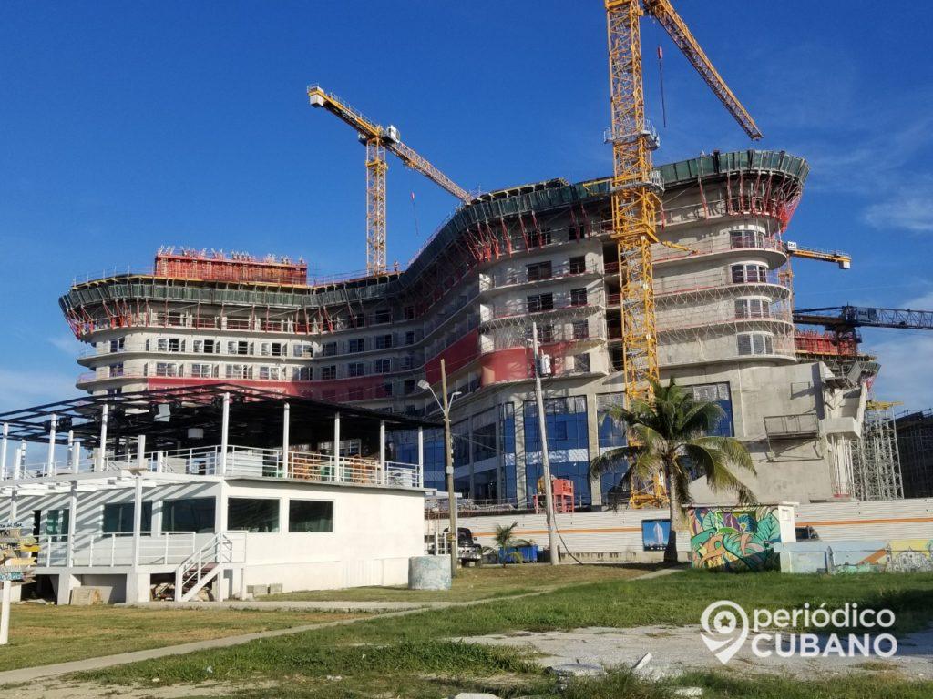 Gobierno cubano destina casi la mitad de las inversiones al sector inmobiliario hotelero